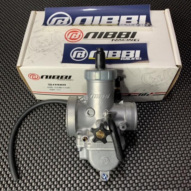 Universal carburetor 24-30mm NIBBI -
