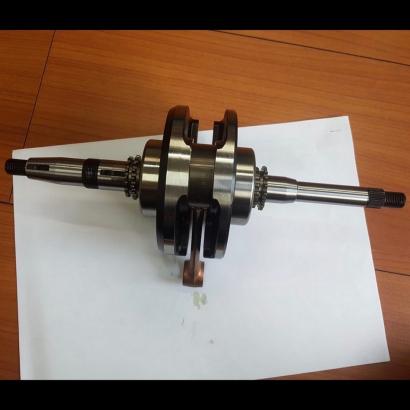 GY6 crankshaft 66mm +8.2 longer stroke - 0446015