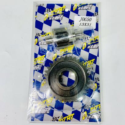Transmission gear 13/31T for JOG50 3KJ - 0107033