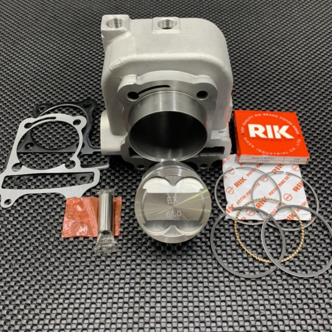 Cylinder kit 61mm for RUCKUS GY6 - CR-02-26-61