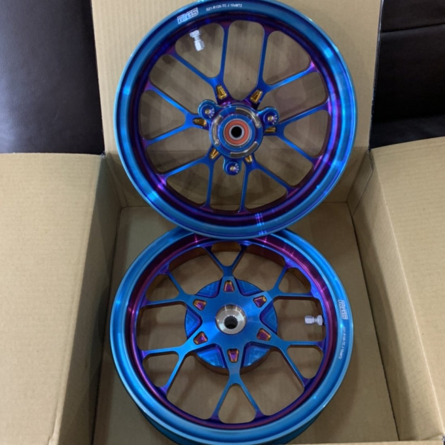 DIO50 JISO rims 10 inch - 0222092