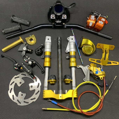 Handlebar kit for DIO50 - 0222103