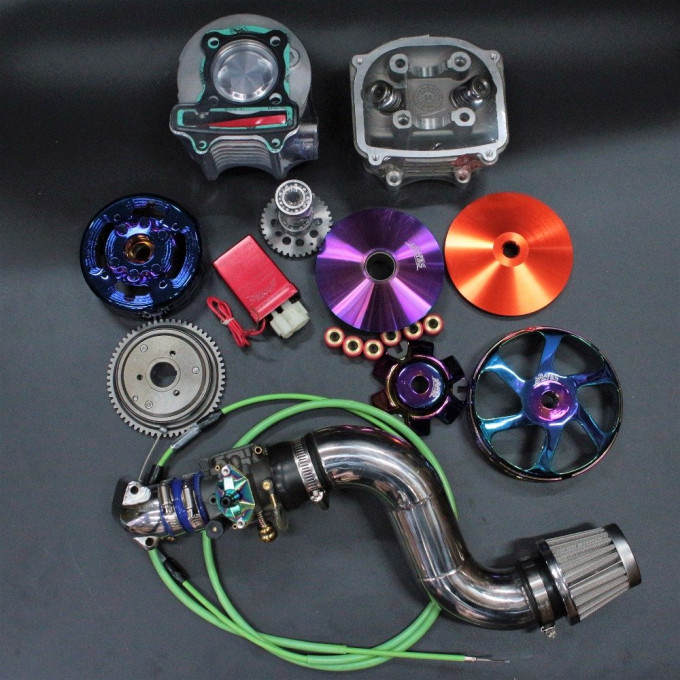 Big bore kit for GY6-125/150 to upgrade to 170cc - 0446024