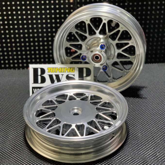 Forged rims 10 inch for DIO50 JISO - 0222139