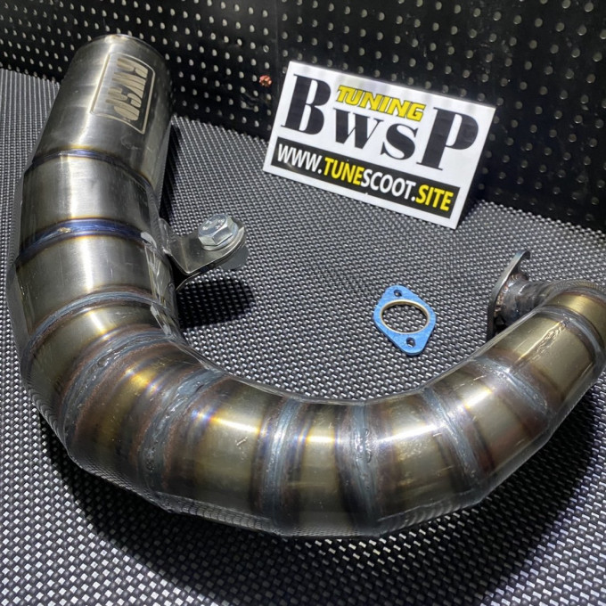 Exhaust pipe for DIO50 by BWSP - 0222141