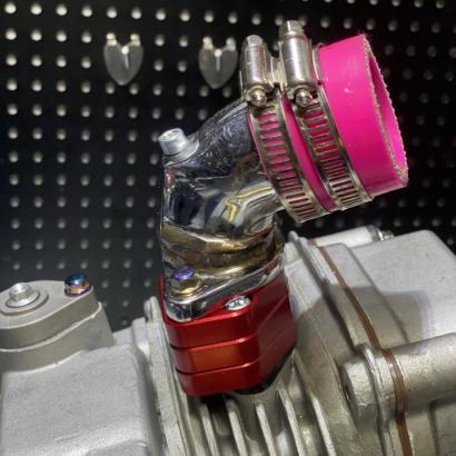 Intake manifold 29mm for RUCKUS - 0226030