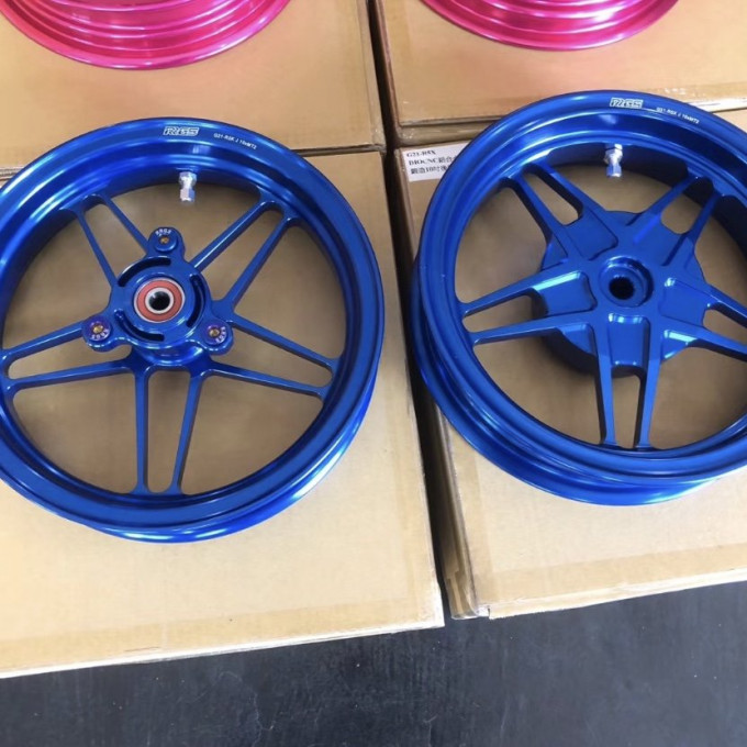 JISO rims 10 inch for DIO50 Af18-28 king wheels -