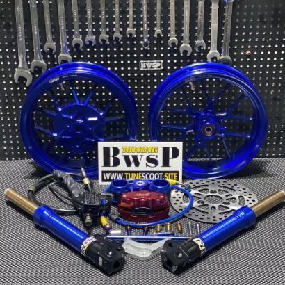 JOG50 disk brake swap kit 3KJ - 0107050