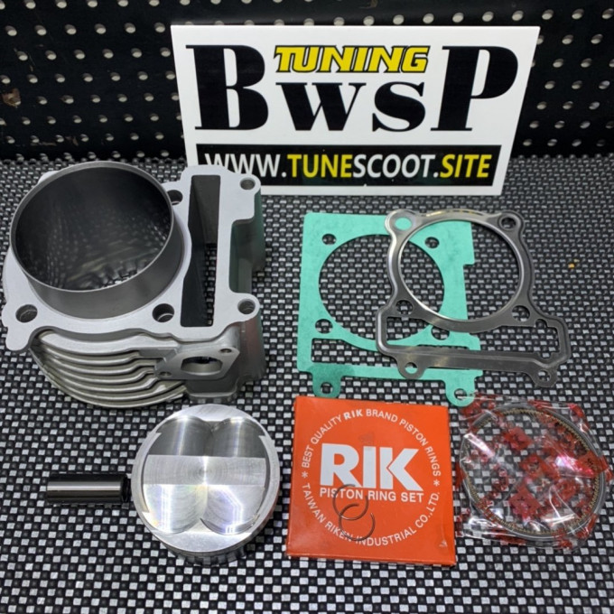 Cylinder kit 69mm for BWS125 5ML engine tuning - 0103052