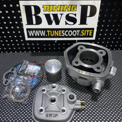 Cylinder kit 47mm for JOG50 3KJ engine tuning - 0107043