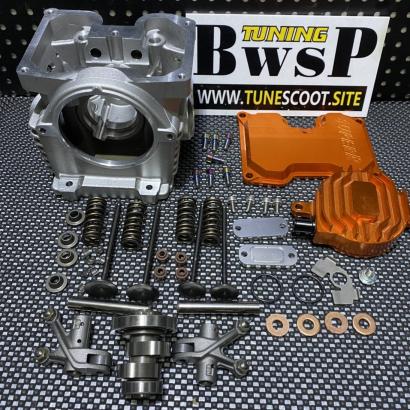 Cylinder head for Yamaha BWS125 RUCKUS CYGNUS125 RS100 ZUMA -