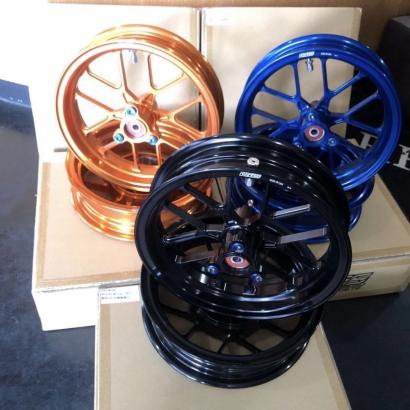 Rims for JOG90 RS100 10 inch JISO -