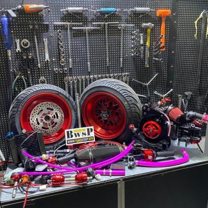 RUCKUS 250cc SWAP KIT full complete - 0226037