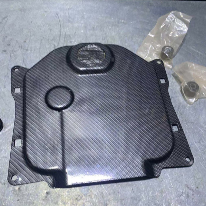 Tank cover for RUCKUS - 0226038