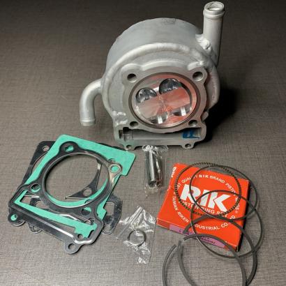 BWS125 CYGNUS125 cylinder kit with forged piston -