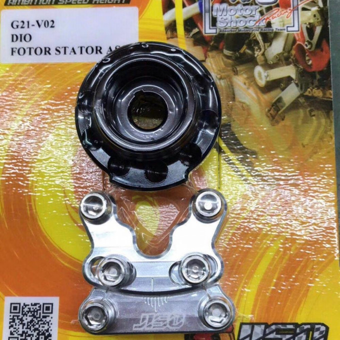 DIO50 JISO rotor ignition only for drag racing - 0222109