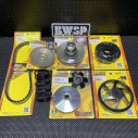 DIO50 transmission set with oversized clutch - 0222141