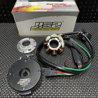 JISO rotor ignition kit for DIO50 AF18 AF28 - 0222144