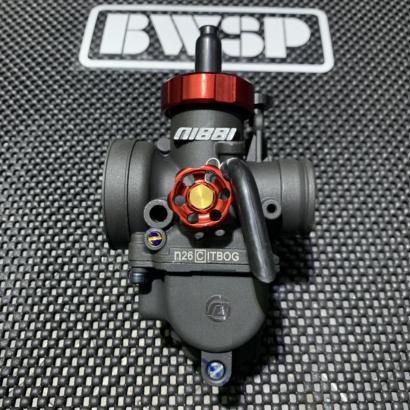 Universal carburetor NIBBI 24-30mm -