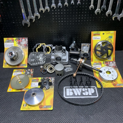 Big bore kit 92cc for DIO kickstart version - 0222146