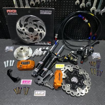 Disk brake kit for RUCKUS ZOOMER - 0226044