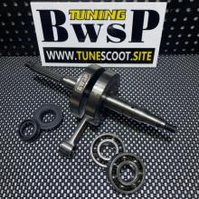 Crankshaft for JOG90 44mm +2 longer stroke - 0107033
