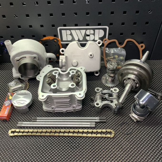 Big bore kit 180cc for RUCKUS GY6 - 0446017