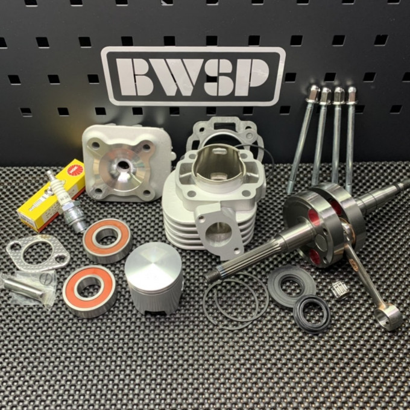 Big bore kit 70cc for JOG50 3KJ - 0107057