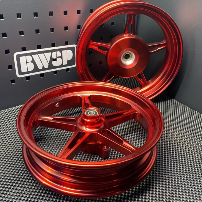 BWSP forged wheels for DIO50 - 0222159