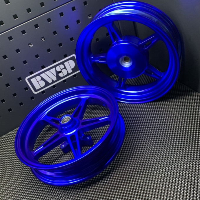 Forged wheels for DIO50 by BWSP - 0222160