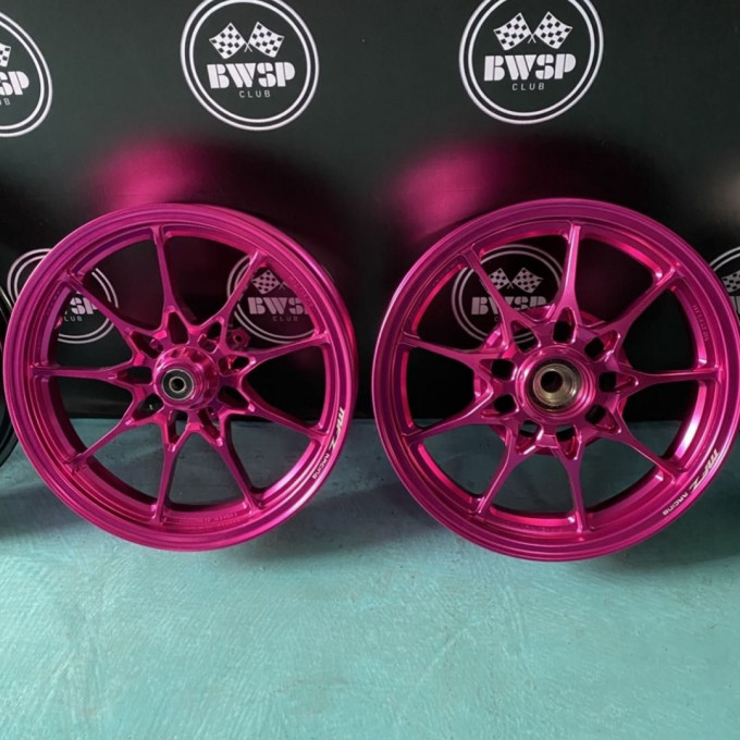 MFZ forged rims for DIO50 10 inch - 0222123