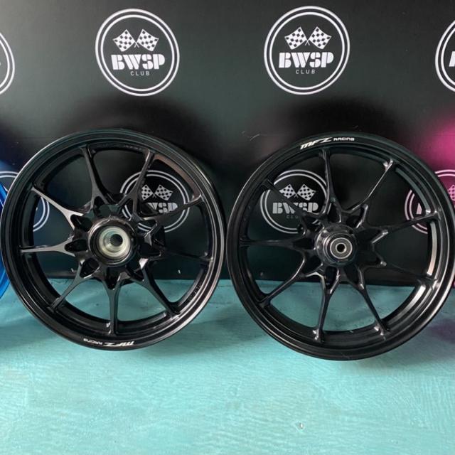 DIO50 MFZ rims 10 inch - 0222122