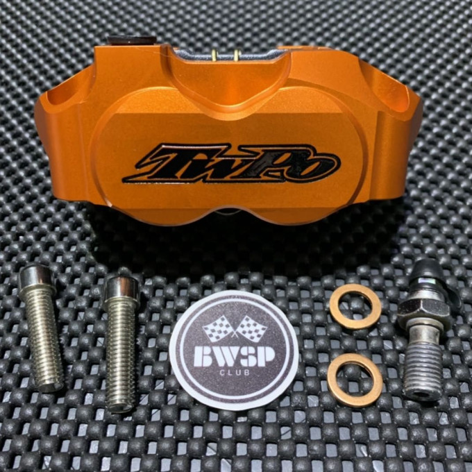 TWPO brake support for scooter -
