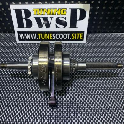 Crankshaft +6.2mm for BWS125 JISO - 0103009