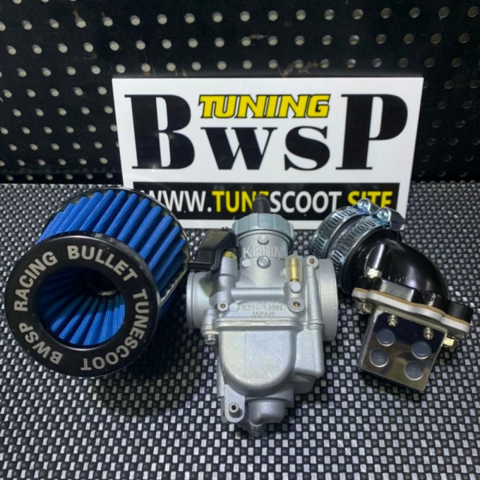 Set 29.5mm for BWS100 4VP -