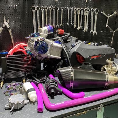 Engine 5ML 310cc for RUCKUS, BWS125, CYGNUS125 - 0103061