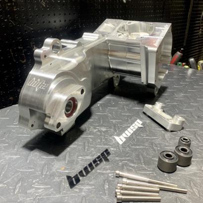 "Engine case for Honda DIO50 AF18 ""BLITZ"" series 180cc modification cnc machined BWSP brand - blitz"