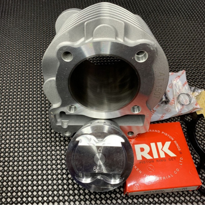 BWS125 CYGNUS125 cylinder kit 59-75mm -