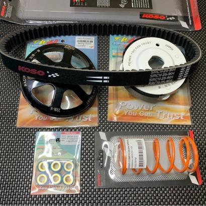 CVT set for NMAX155 - 0109006